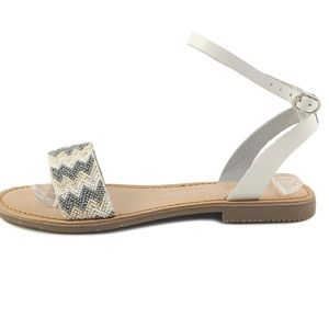 Chinese Laundry Beaded Z Baby Ankle Strap Sandal 9